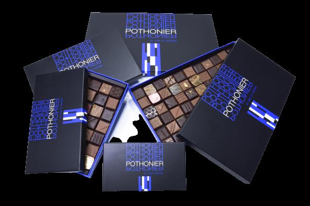 large gamme chocolats